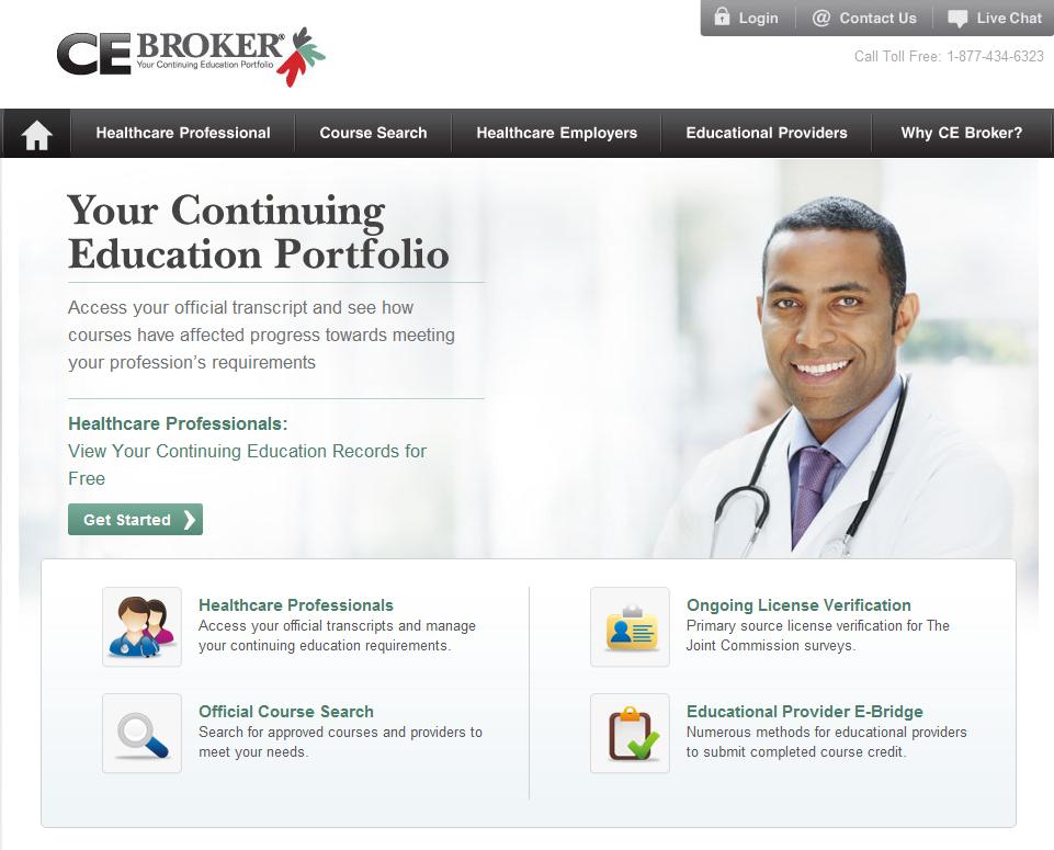 Ce broker florida department of health