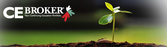 CE Broker Earth Day Discount