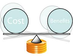 Life is all about finding your perfect cost/benefit sweet spot!