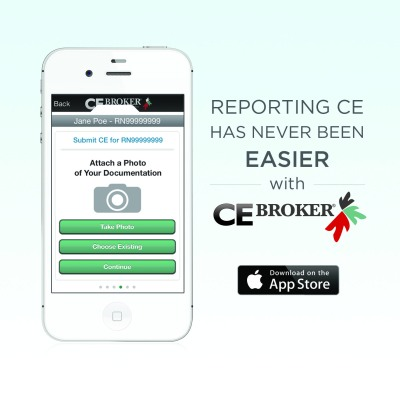 Reporting CE Has Never Been Easier.