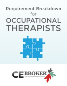 Occupational Therapist Requirements for Renewal