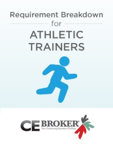 Requirements for Florida Athletic Trainers