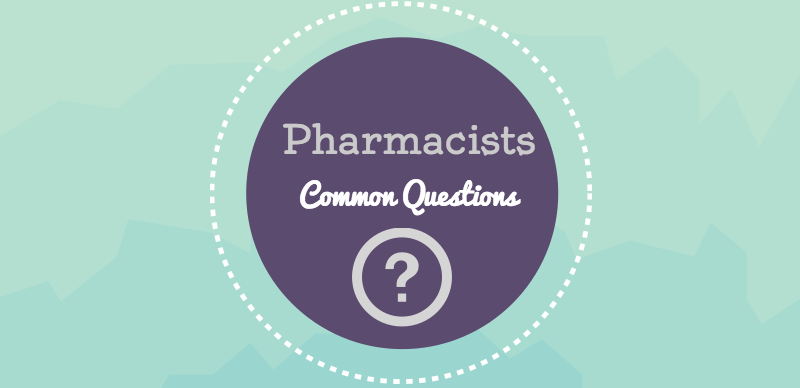 Pharmacy - common questions